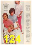 1964 Sears Spring Summer Catalog, Page 124