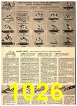 1949 Sears Spring Summer Catalog, Page 1026