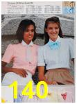 1985 Sears Spring Summer Catalog, Page 140