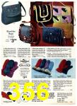 1975 Sears Fall Winter Catalog, Page 356