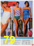 1986 Sears Spring Summer Catalog, Page 79