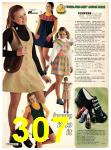 1973 Sears Fall Winter Catalog, Page 307