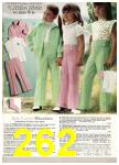 1975 Sears Spring Summer Catalog, Page 262