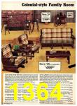 1975 Sears Fall Winter Catalog, Page 1364
