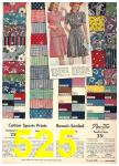 1942 Sears Spring Summer Catalog, Page 525