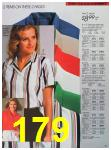 1988 Sears Spring Summer Catalog, Page 179