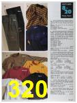 1991 Sears Fall Winter Catalog, Page 320