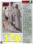 1986 Sears Fall Winter Catalog, Page 176