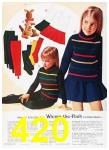 1967 Sears Fall Winter Catalog, Page 420