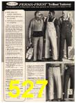 1974 Sears Spring Summer Catalog, Page 527