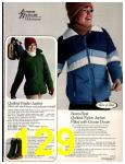 1978 Sears Fall Winter Catalog, Page 129