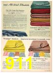 1958 Sears Fall Winter Catalog, Page 911