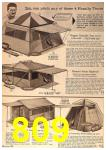 1963 Sears Fall Winter Catalog, Page 809