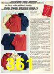 1974 Sears Fall Winter Catalog, Page 361