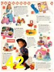 1995 Sears Christmas Book, Page 42