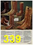 1979 Sears Spring Summer Catalog, Page 339