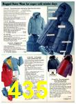 1977 Sears Fall Winter Catalog, Page 435