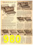 1956 Sears Fall Winter Catalog, Page 980