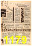1963 Sears Fall Winter Catalog, Page 1179
