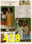 1979 Sears Spring Summer Catalog, Page 428