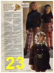 1971 Sears Fall Winter Catalog, Page 23