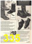 1978 Sears Fall Winter Catalog, Page 335