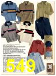 1978 Sears Fall Winter Catalog, Page 549
