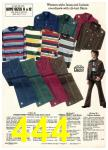 1976 Sears Fall Winter Catalog, Page 444