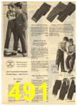 1960 Sears Spring Summer Catalog, Page 491