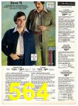 1977 Sears Fall Winter Catalog, Page 564