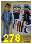1984 Sears Spring Summer Catalog, Page 278