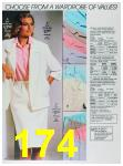 1988 Sears Spring Summer Catalog, Page 174