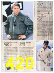1988 Sears Fall Winter Catalog, Page 420