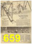 1960 Sears Spring Summer Catalog, Page 659