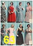 1958 Sears Spring Summer Catalog, Page 63