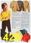 1967 Sears Fall Winter Catalog, Page 428