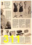 1960 Sears Fall Winter Catalog, Page 311
