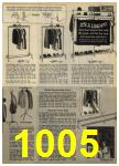 1968 Sears Fall Winter Catalog, Page 1005
