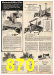 1975 Sears Fall Winter Catalog, Page 870