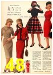 1962 Sears Fall Winter Catalog, Page 48
