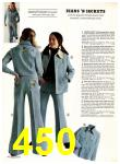1974 Sears Fall Winter Catalog, Page 450