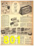 1949 Sears Spring Summer Catalog, Page 801