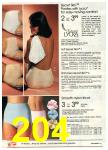 1981 Montgomery Ward Spring Summer Catalog, Page 204