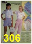 1984 Sears Spring Summer Catalog, Page 306