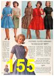 1963 Sears Fall Winter Catalog, Page 155