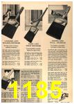 1964 Sears Spring Summer Catalog, Page 1185