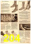 1960 Sears Fall Winter Catalog, Page 204
