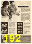 1965 Sears Spring Summer Catalog, Page 192