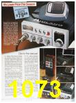 1985 Sears Fall Winter Catalog, Page 1073