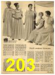 1960 Sears Spring Summer Catalog, Page 203